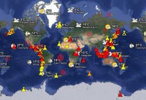 Вулканы 2014