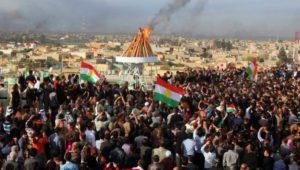 Рис. Навруз. Курдистан. Ирак