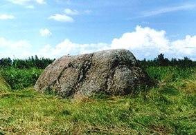 Рис.14.1 Большой Мишутский валун 84 лунки д. Мишуты Белоруссия