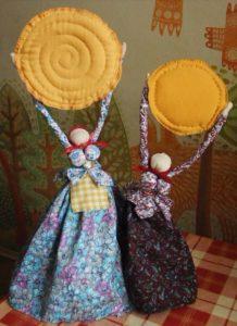 Рис.19 Кукла Масленица