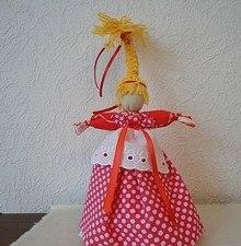 Рис.20 Кукла Веснянка