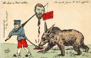 Рис.28 Карикатура Николай II 1905 Англия