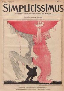 Рис.31 Карикатура Иосиф Сталин 1944 Германия